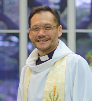 章剑文法政牧师