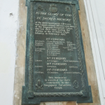 Stone and Metal Plaques